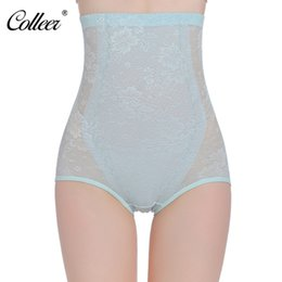 Wholesale Girdle Pants - Colleer Women High Waist Body Shaper Panties Seamless Tummy Belly Control Waist Slimming Pants Shapewear Girdle Underwear L -3xl