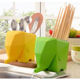 Wholesale Kitchen Dish Drainer - Creative Multi-functional Kitchen Storage Organizer Holder Rack For Chopsticks Tableware Toothbrush Drainer Bathroom Accessories
