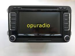 Rádio vw original do carro on-line-Livre DHL Original RNS510 rádio de navegação 3CD 035 682C com SSD para Volkswage VW RNS510 DVD do carro Navegação GPS DVD player