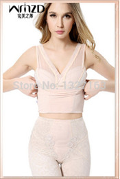be7463dd2e full body shaper corset NZ - Woman Tummy Waist Corset Shaper Full Body butt  Control Shaper