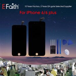 Vente chaude LCD Pour iPhone 6 LCD Affichage Avec 5.5 Pouces Écran Tactile Pour iPhone 6 Plus Digitizer Assemblée Livraison DHL gratuite ? partir de fabricateur