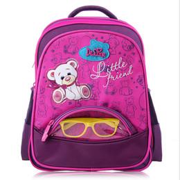 Wholesale School Bags Girls Princess - Girls School Bags Orthopedic Princess Schoolbags Children Backpack boys Cartoon Bear Car Primary Bookbag Kids Mochila Infantil