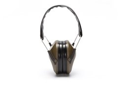 Wholesale Green Soundproofing - Foldable Anti-noise Soundproofing EarMuff Tactical Hearing Protection Gun Shooting EarMuff