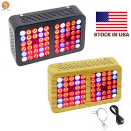 Wholesale Led Panel Grow Red - 300W LED Grow Light Panel Full Spectrum with IR Veg & Bloom Dual Mode led Growing Lamp Aluminum Made with Extendable Jack for Greenhouse