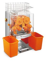 Wholesale juicing machines - automatic orange juicer machine commercial orange juice extractor citrus Juicer machine  Electric orange juice machine