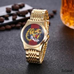 2019 ceramica de tigre Tigre Mujeres Amantes Hombres 40mm de Acero Inoxidable de Lujo Bisel de Cerámica Relojes Venta al por mayor Automático Fecha Hombres Vestido de Reloj Venta Caliente Relojes Masculinos Reloj de Regalo rebajas ceramica de tigre