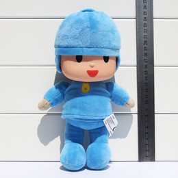 2019 mario großer plüsch 10,3 '' 26cm niedlichen Pocoyo Elly Pato Plüsch Puppe Spielzeug gut für Kinder Kid Geschenke