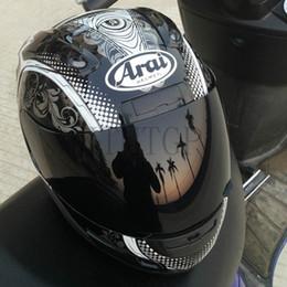 Casco pieno faccia delle donne online-ARAI Racing Casco integrale Motocross casco di sicurezza ECE Certificazione uomo donna casco moto casque, Capacete