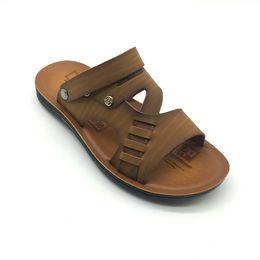 85c8ceb5e82b0 microfiber slippers Coupons - Men s Sandals Microfiber Beach Sandals 2018  Summer Trend New Men s Casual Shoes