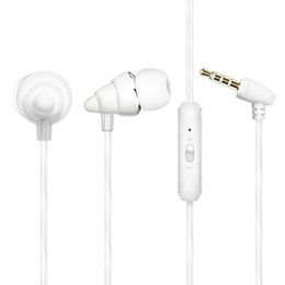 2019 schneckentelefon Ubit sea snail style schnurgebundenes telefon headset universelle lautstärkeregelung im ohr kopfhörer headset mit 3,5mm klinkenbuchse für handy günstig schneckentelefon