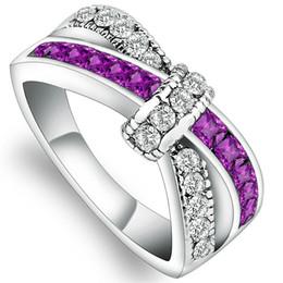 2c77dad72f79 2018 moda para hombre mujer anillos de diamantes oro plata joya nuevo  diamante azul anillo venta caliente hip-hop anillo de aleación de joyería al  por mayor