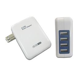 Samsung solarlader handy online-USB-Ladegerät-Spielraum-Wand-Ladegerät-Adapter Universal-4 für iPhone7 Samsung S8 intelligente Telefone / PC / Mp3 USB-tragbare Geräte