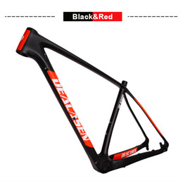 Wholesale Cyclocross Carbon - Deacasen Chinese cheap bicicletas mountain bike 29 mtb carbon frame 29er used racing bike cyclocross frame bicycle frame