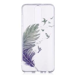 Tpu gel lg online-Weiche Abdeckung für LG G7 K8 K10 2018 Fall Haut TPU IMD Kunststoff Silikon Gel Gummi Für LG G7 Blume Schädel Telefonabdeckung