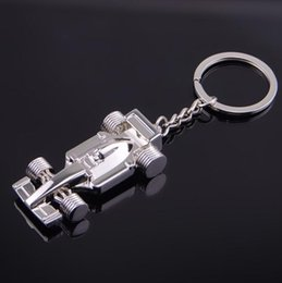 Discount coolest keychains for men - DHL Car Model Keychains Collectible  Metal Key Chain Fashion Silver 40c1db573272