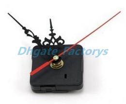 fern-portable alarm Rabatt Quarz Uhrwerk Reparatur Kit DIY Werkzeug Handarbeit Spindel Mechanismus
