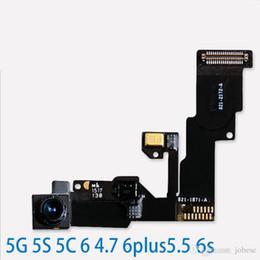 Canada Haute Qualité Face Face Caméra Capteur de Lumière Pro Flex Câble Flex iPhone 5 / 5s / 5c 6/6 Plus 6s / 6S plus Offre