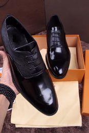 Wholesale wingtips shoes men - 8050Men Dress shoes Men's shoes Custom Handmade Genuine calf leather oxford s wingtip brogue color purple