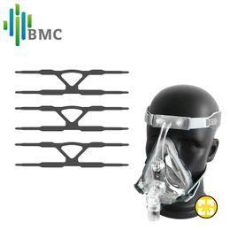 БМК частот FM1 полный Маска головные уборы головные уборы Купить 3 шт получить 1 частот FM1 маска для лица здоровье красотки CPAP машины через шланг от