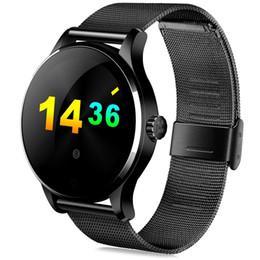 2019 blackberry классический телефон K88H Bluetooth Smart Watch классический здоровье металл Smartwatch монитор сердечного ритма для Android IOS телефон удаленного камеры часы скидка blackberry классический телефон