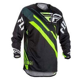 Wholesale New Bmx Bikes - 2017 New product moto Jersey MX MTB Off Road Mountain Bike DH Bicycle moto Jersey DH BMX motocross jersey camiseta XXS TO XXXXXL