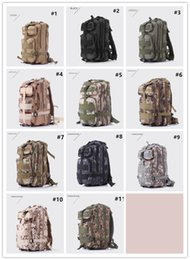 Wholesale Camping England - High quality Tactical Backpacks variety of styles Hiking Bags Hiking camping gear backpack 1pcs Free shipping