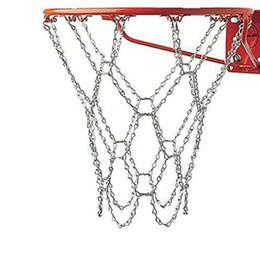 Wholesale galvanizing steel - Hot Sale Champion Sports Heavy Duty Galvanized Steel Chain Basketball Goal Net standard size basketball rims