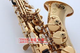 Wholesale Saxophone Selmer - high quality France Selmer Saxophone instrument children adult dual purpose fall Saxophone soprano Sax pitched small modulation curve