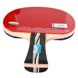 Wholesale table tennis friendship 729 - 729 Friendship 2040 Table Tennis Racket Blade With Double Face Pimples-in Racket Rubber OriginalPong With Bag +ball