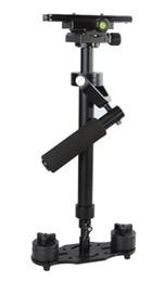 2016 NEUE S40 40 cm Handheld Stabilisator Steadicam für Camcorder Kamera Video DV DSLR Hohe Qualität von Fabrikanten