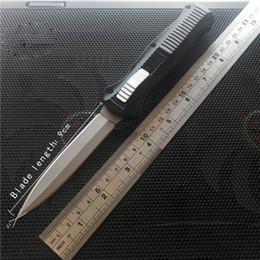 Cuchillo de bolsillo online-cuchillo automático Cuchillo de banco BM 3300 3300BK 3310BK Cuchillos tácticos Cuchillos de supervivencia EDC de bolsillo con funda de nylon