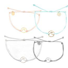 Friendship Beach Bracelets Women Gifts Adjustable 2018 Summer Bracelet Fashion Charm Jewelry Boho Style Holiday Design Pulseras da