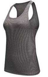 Envío gratis mujeres Sexy Fitness Tight Sport Yoga camisa Dry Fit sin mangas ropa deportiva blusas corriendo chaleco entrenamiento Top femenino camiseta desde fabricantes