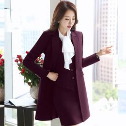 disfraz de mujer de oficina Rebajas traje de negocios de las mujeres nuevos trajes de pantalón trajes para mujeres trajes de oficina de negocios trajes de trabajo formal establece las mujeres de invierno
