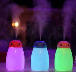 Luz da noite do spa on-line-400 ML Óleo Essencial Difusor Portátil Aroma Umidificador Difusor LED Night Light Ultrasonic Cool Névoa Fresh Air Spa Aromaterapia