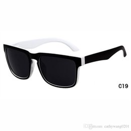 3d681f5ddfd75 Luxury Sunglasses Men Brand Designer Ken Block Helm Women Sun Glasses  Reflective Coating Square Spied Sun Glasses Eyewear Oculos De