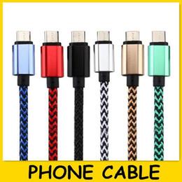 Argentina USB 3.1 Tipo-c línea de datos tejida Nylon de aleación de aluminio para samsung LETV xiaomi cable de carga usb para teléfonos móviles colores mezclados DHL envío Suministro