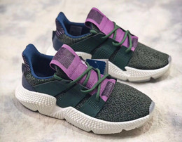 Wholesale Tiger Dragon - Tiger Camo Dragon Ball Prophere Cell Shoes Cheap Men Women Prophere Outdoors Shoes Trainers Sneakers With Boxes Size US5--11 Hot Sale