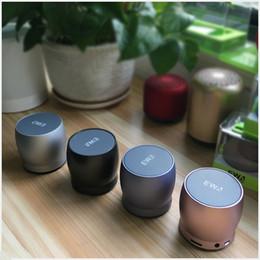 2019 haut-parleurs bluetooth haut de gamme EWA A150 Protable Mini Mental Haut-parleur Bluetooth basse 3D stéréo HIFI Haut-parleur sans fil Soutien Carte TF Bon son haut-parleurs bluetooth haut de gamme pas cher
