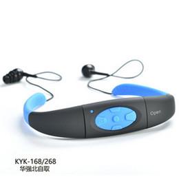 водонепроницаемые наушники bluetooth Скидка by dhl 20шт Горячие продажи Спорт Bluetooth-наушники плавание шеи водонепроницаемый наушник подводный дайвинг плавать серфинг IPX8