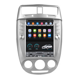Wholesale buick excelle - for 2008-2017 Buick Excelle Vauxhall Opel Astra Verano 10.4 inch Tesla Vertical touch Screen Android Car GPS Navigation Wifi