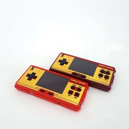 Wholesale Wholesale Arcade Machines - New product launch: FC mini red and white machine classic handheld game console PVP PXP.