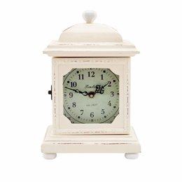 Wholesale Metal Desks Vintage - Desk & Table Clock Vintage Creative Home Decor Antique Style Clock