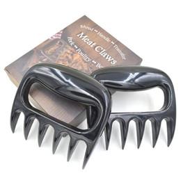 Canada Grizzly bear griffes pattes fourchettes de barbecue gestionnaire de viande fourchettes à découper pour barbecue résistant à la chaleur barbecue grillé barbecue supplier tools for carving Offre