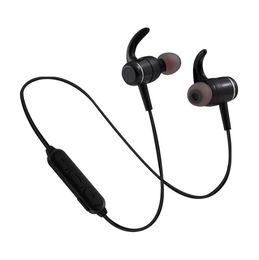 Celular android ao ar livre on-line-Moda fone de ouvido sem fio bluetooth fone de ouvido estéreo fone de ouvido intra-auriculares com microfone esporte ao ar livre correndo para ios android