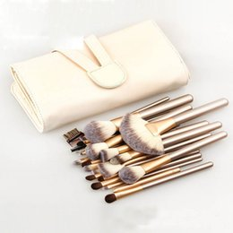 Pinceaux de maquillage set 12 en Ligne-zouyesan Free Shipping 2019 new 12 18 24 pinceau de maquillage professionnel mis pinceau de maquillage mis outils de beauté en stock