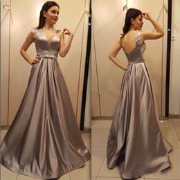 Real imagem vestidos de noite bola sem mangas a linha decote em v plus size vestidos de festa party dress prom pageant formal vestidos de celebridades de