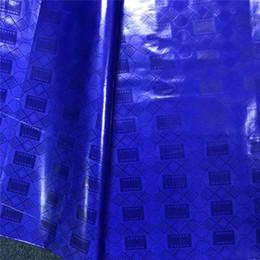 Tissu africain bazin getzner 2018 lila afrikanische spitze stoff bazin guinea brokat hochwertigen 10 yard / lot5805- von Fabrikanten