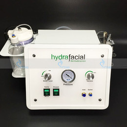 Wholesale Hydrafacial Skin - 3in1 Diamond Microdermabrasion & Water Aqua Dermabrasion skin Peeling SPA Hydrafacial Machine Facial Rejuvenation Skin Care device