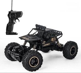 2019 revestimiento de gas Control remoto de cuatro ruedas modelo de juguete de control remoto 1:16 niños de control remoto coche de escalada rebajas revestimiento de gas